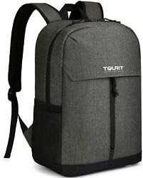 TOURIT Backpack Cooler Insulated Leak Proof 30 Cans Lightweight Cooler Backpack $28.99