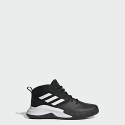 adidas OwnTheGame Wide Shoes Kids#x27; $23.99