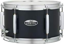 Pearl 12quot; x 7quot; Modern Utility Maple Satin Black Snare Drum