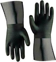Artisan Griller Bbq Insulated Heat Resistant Cooking Gloves For Grill And Kitche