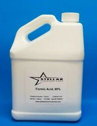 Formic Acid 95  2 Gallons  Etching Bee Keeping
