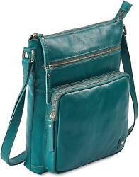 Leather Crossbody Purses and Handbags for Women Premium Crossover Bag Over the S $53.99