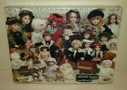 The Doll Shop - An Authentic Springbok Jigsaw Puzzle Over 500 Pieces -new In Box