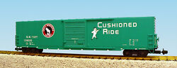 Usa Trains G Scale 60 Ft Single Door Box Car R19404a Great Northern