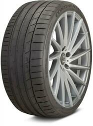 Continental Extremecontact Sport 305/35zr20 104y Tire 15507620000 Qty 4
