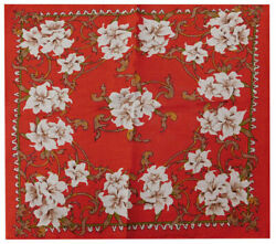 Lily Floral Flower Flowers Red 22