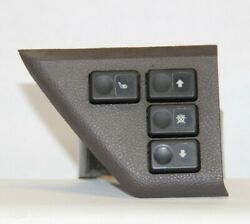 Range Rover Classic Eas Switches And Heated Seat Switch Panel