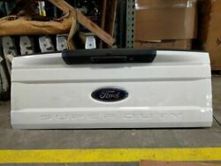 Trunk/hatch/tailgate With Tailgate Step Fits 17-18 Ford F250sd Pickup 2053891