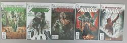 Green Arrow Brightest Day 1 Through 5 Complete Set Of 5 Books  Vf/nm