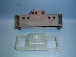 Lionel - 6417 Prr Weathered Caboose Shell Ex Condition