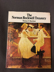 The Norman Rockwell Treasury By Thomas S Buechner