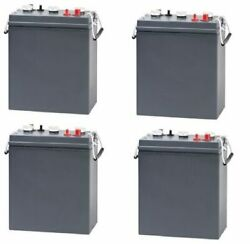 Replacement Battery For Nilfisk-advance 360b 24 Volts 4 Pack 6v