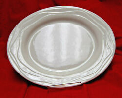 Mikasa Chef And Sommelier Maxima Mirage Oval Plates 11  Lot Of 14  M4316