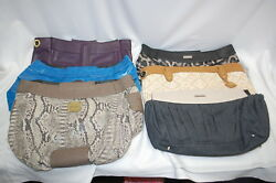5 Miche Demi Shells And 1 Classic Shell Only Assorted Colors And Patterns S8492