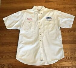Chase Authentics Gmac Racing Honorary Pit Crew Shirt 100 Cotton Extra Large Xl