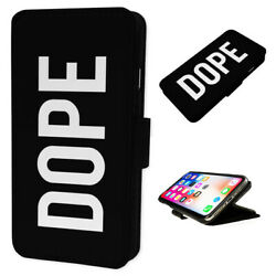 DOPE Skater Trap - Flip Phone Case Wallet Cover - Fits Iphone & Samsung