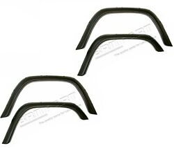 Land Rover 3-dr Rr Classic And Discovery 1 Wheel Arch Flare 2.5 Inch Extension Set