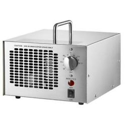 Commercial Grade Ozone Generator Air Purifier With Timer Function