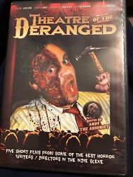 Theatre Of The Deranged - Dvd - 2012 - Cory Jacob, Sophie Dee, Shawn C. Phillips