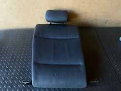 Bmw Oem E92 335i 2007-2013 Rear Passenger Right Top Back Fold Down Chair Seat