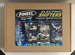 Pingel Electric Shifter Kit For Harley Motorcycles And03987-and03906 Fl Models New 77900