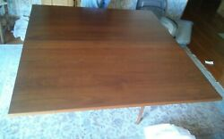 Charles Suter Drop Leaf Table Vintage Dining Dayton Virginia Can Ship Suters