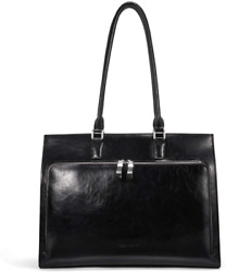 BOSTANTEN Leather Briefcase for Women Vintage 15.6 inch Laptop Bag Business Tote $170.99