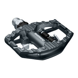 New Shimano Pd-eh500 Spd Clipless Platform Road Touring City Bike Pedals