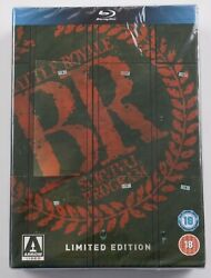 Battle Royale | Arrow Limited Edition To 10000 Uk Blu-ray Oop Oos Boxset