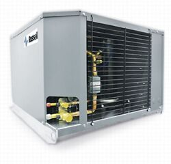 New Russell 2 Hp Outdoor Condensing Unit 208/230/3ph M Rfh200e4s-e Med/low