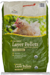 Manna Pro Layer Pellets For Chickens|non-gmo Organic Feed For Laying Hens|30 P