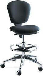 Safco Products Metro Extended Height Chair Ergonomic Pneumatic Height Adjusta