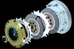 Orc 559 Series Twin Plate Clutch Kit For Jzx100 1jz-gte Vvt-iorc-559d-02t