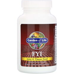 Garden Of Life, Fyi, Joint And Tissue Food, 90 Caplets