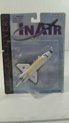 In Air Die Cast Flyers Space Shuttle United States Space Program Nasa 16009