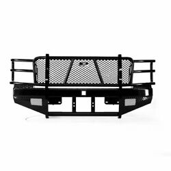Ranch Hand Sport Front Bumper 15k Winch Ready For Chevrolet 2500/3500hd 11-2014