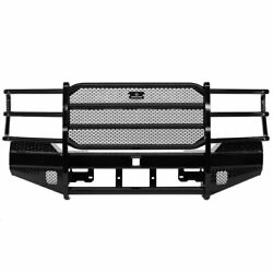Ranch Hand Sport Front Bumper 15k Winch Ready For Ford F-250/350/450/550 11-16