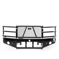 Ranch Hand Sport Front Bumper Winch Capable For Chevrolet 2500/3500hd 2015-2019