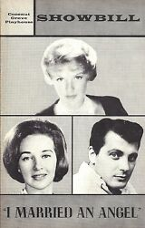 Elaine Stritch I Married An Angel Rodgers And Hart 1964 Miami Beach Playbill