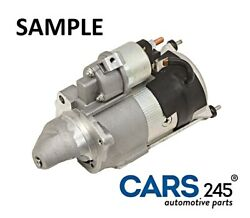 Starter For Ford C-max Focus Ii Galaxy Mondeo Iv S-max Turnier 1387092