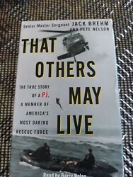 That Others May Live The True Story Of A P. J.by Jack Brehm Pete Nelson Vhs