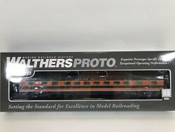 Walthers Proto 85' Acf Ranch Coffee Shop Lounge Empire Builder 920-9054 Ho