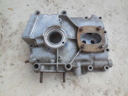 Porsche 912 Engine Case Third Piece / Timing Cover 1280595 Type 616/39 And03968 16