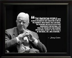 Jimmy Carter The American People Poster Print Picture Or Framed Wall Art