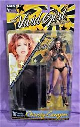 The Vivid Girl Christy Canyon Variant Action Figure Plastic Fantasy, 2003