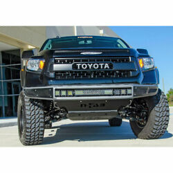 N-fab M-rds Prerunner Front Bumper W/light Mount Txtrd For Toyota Tundra 14-20