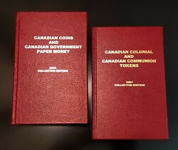 Limited Edition Set Signed Charlton Canadian Coins And Government Paper Money 154