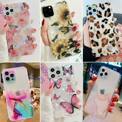 For iPhone 12 Pro Max 11 8 Plus XS MAX XR Bling Cute Girl Women Phone Case Cover $7.98