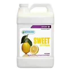 Botanicare Sweet Citrus 1 Gallon Nutrient Supplement Carbo Sweetener Synthesizer