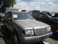 Mercedes 300e Parting Out 1991